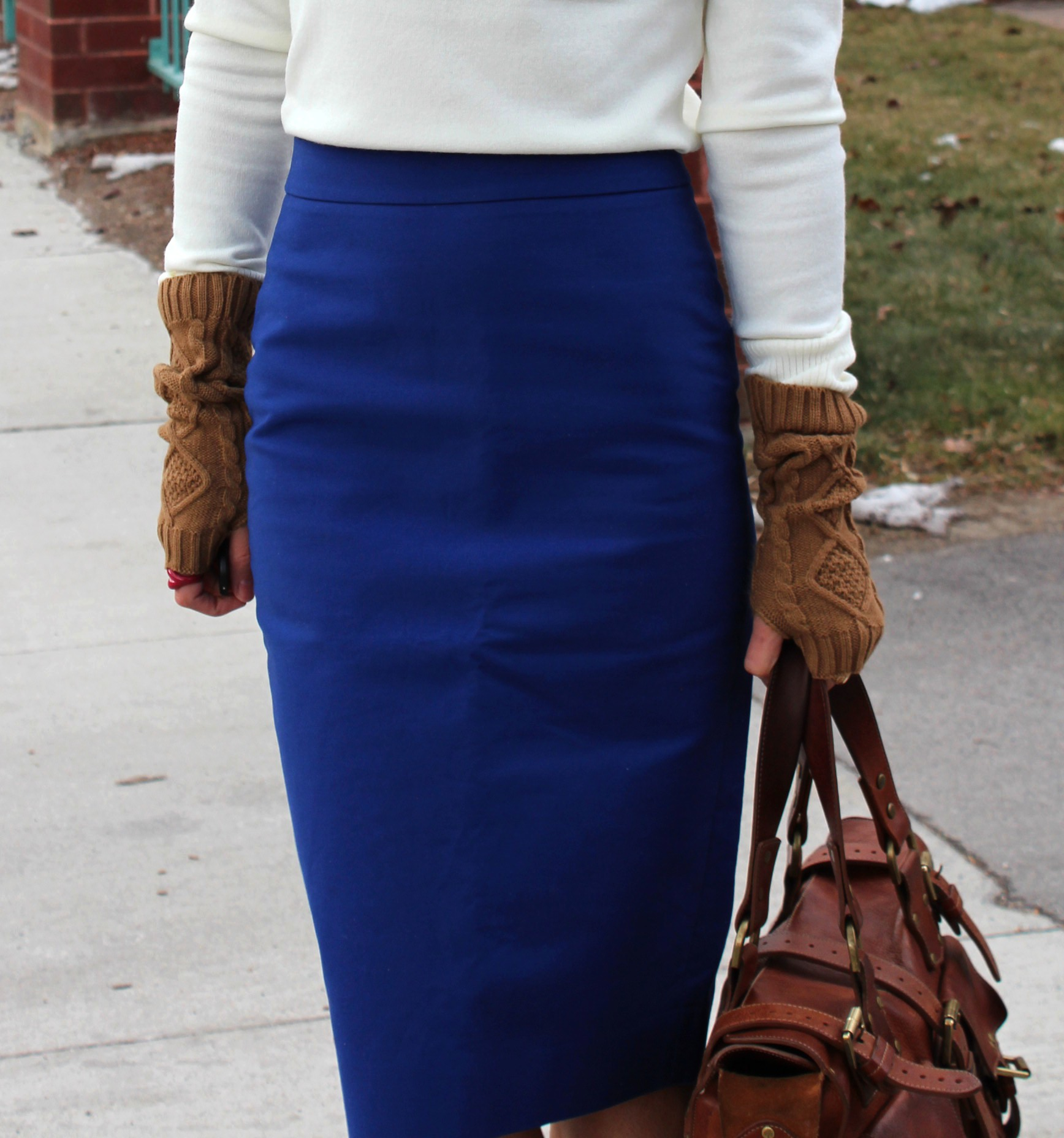 The Seventh Sphinx » the long pencil skirt
