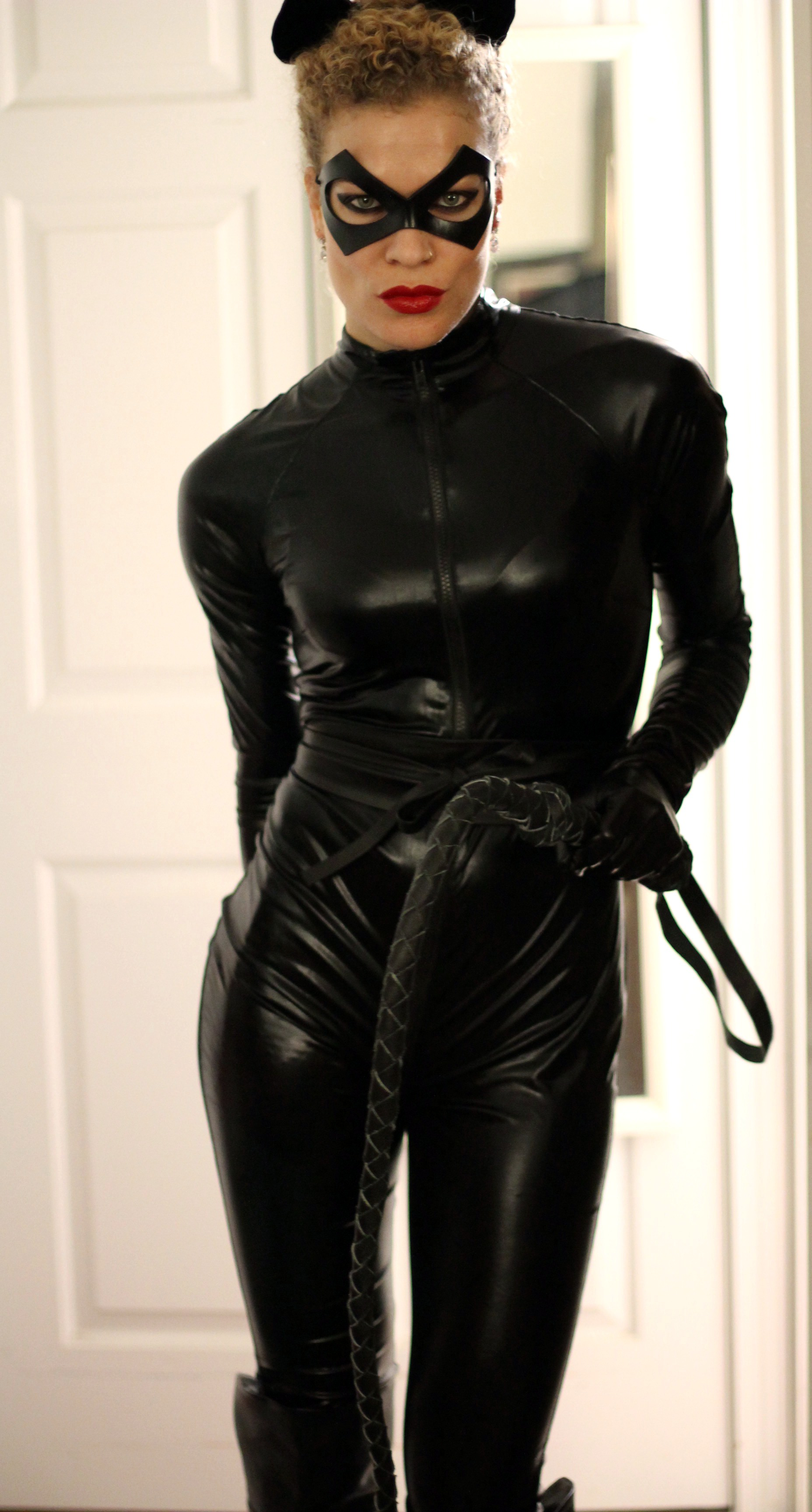 The Seventh Sphinx » hybrid catwoman