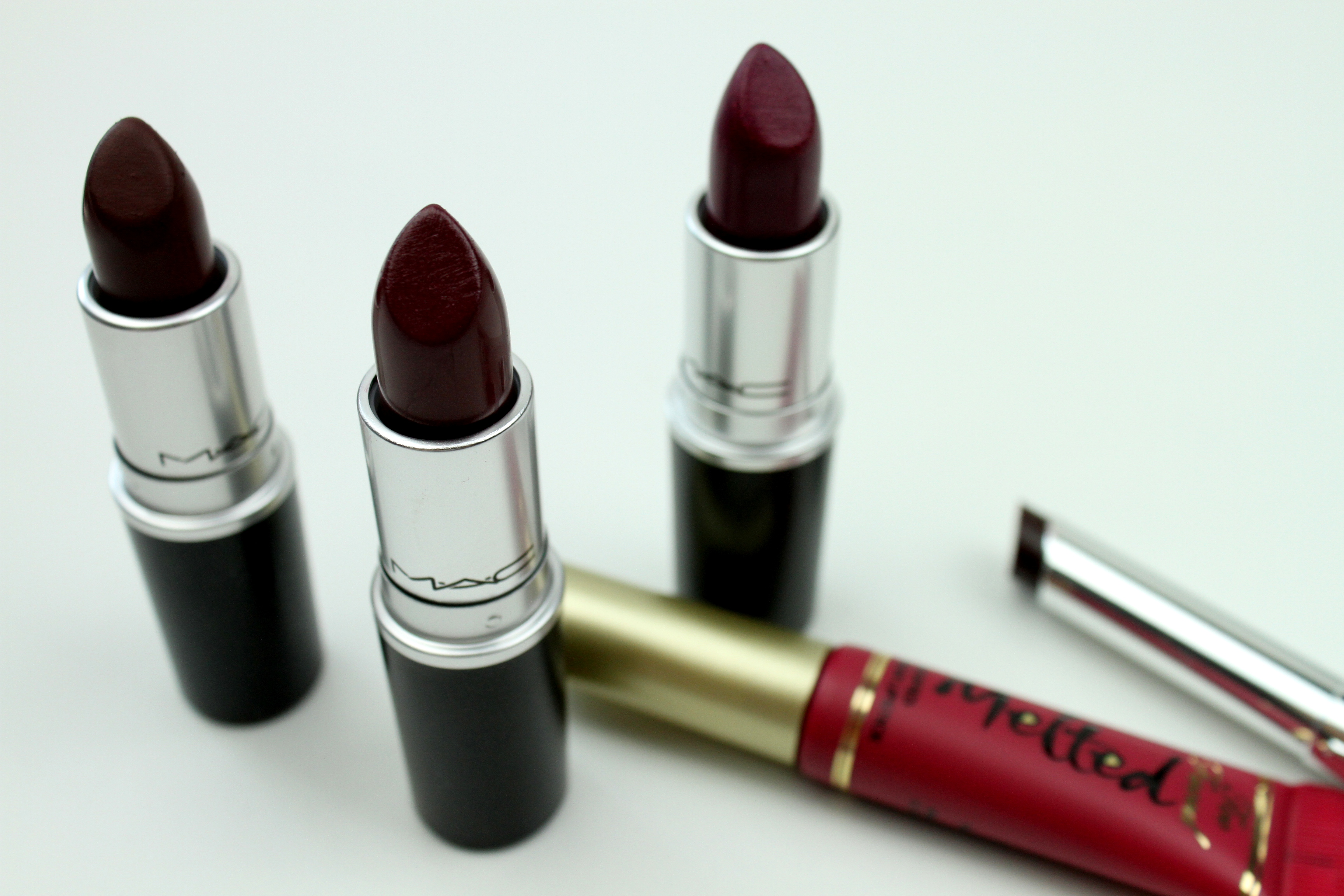 The Seventh Sphinx » Melted liquified long wear lipstick