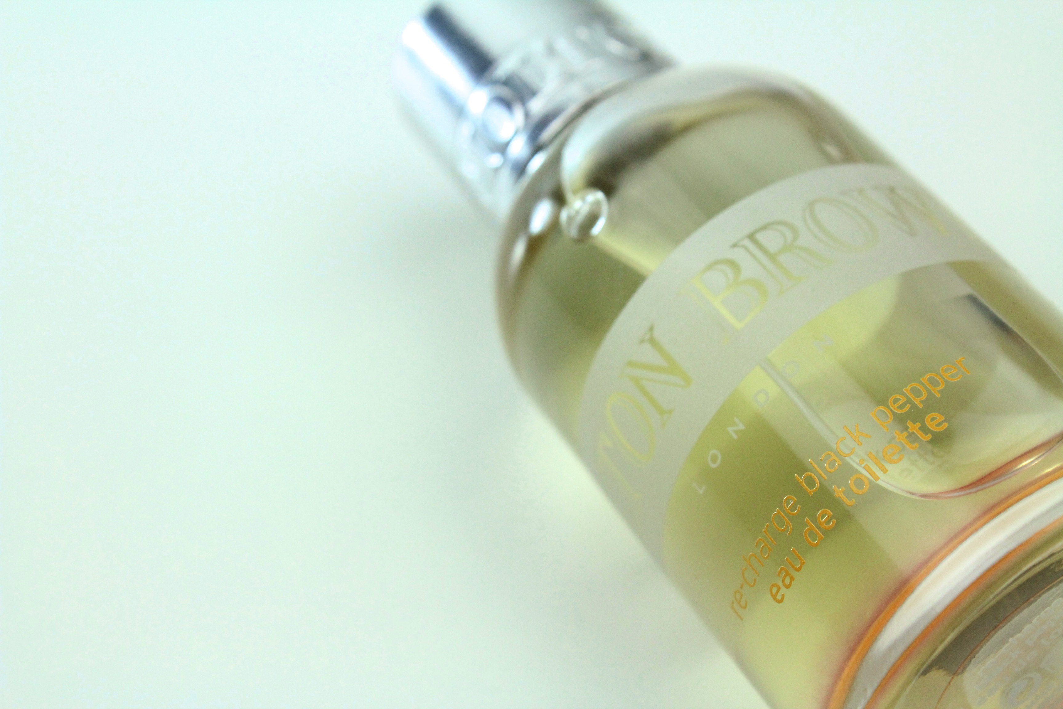 The Seventh Sphinx » smell this: Molton Brown re-charge black pepper edt