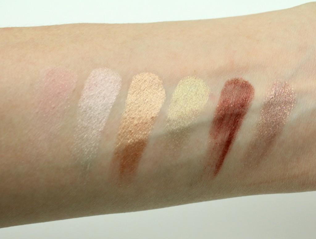 colourpop cosmetics shadow swatches