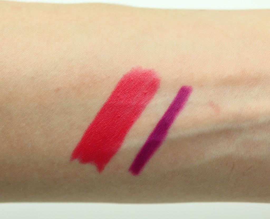 colourpop cosmetics lippie stix and liner