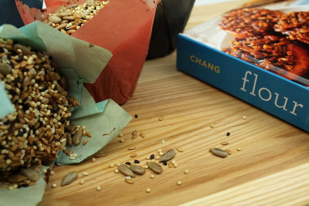 flour bakery birdseed bran muffins