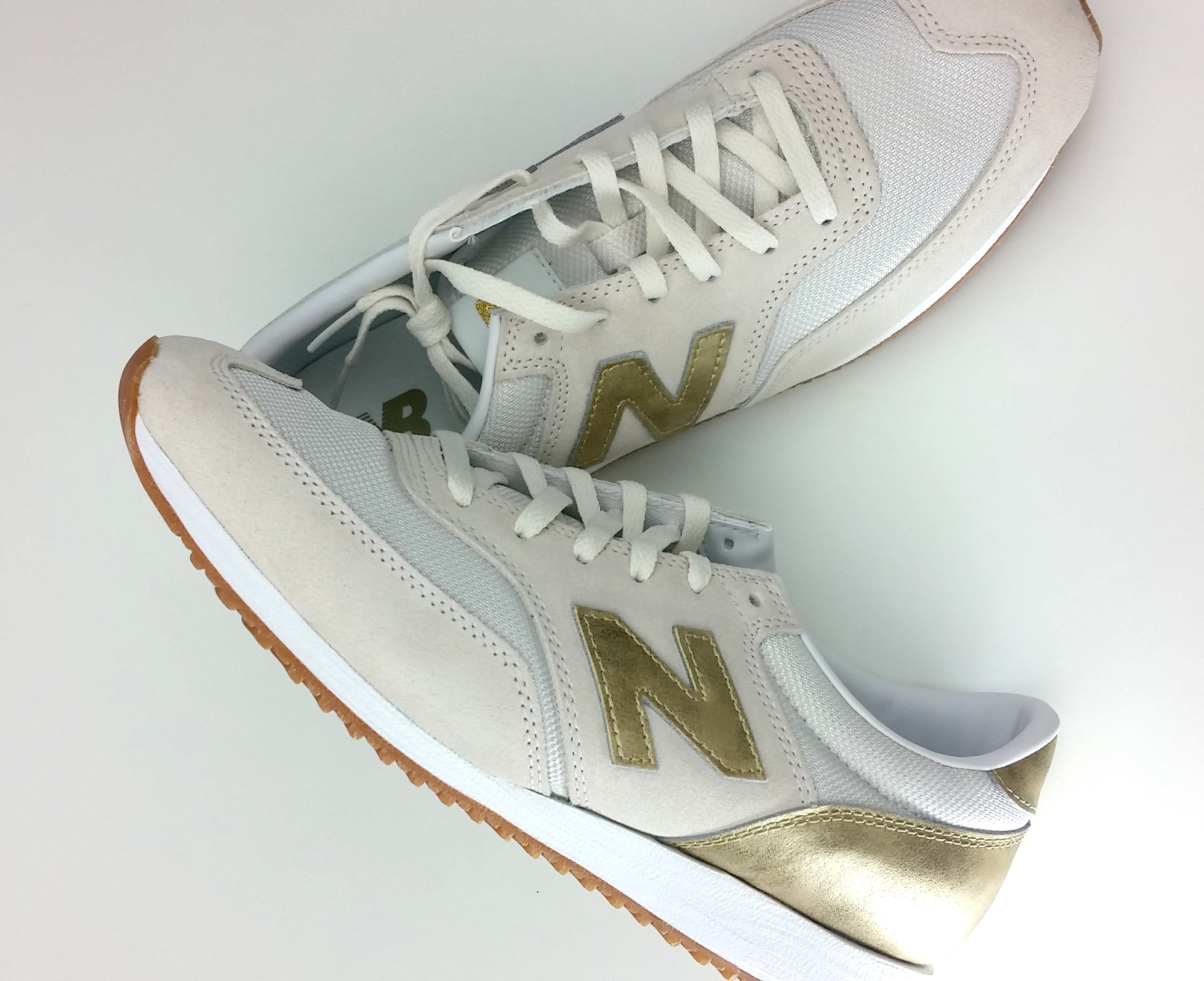 new balance gold salt sneakers jcrew