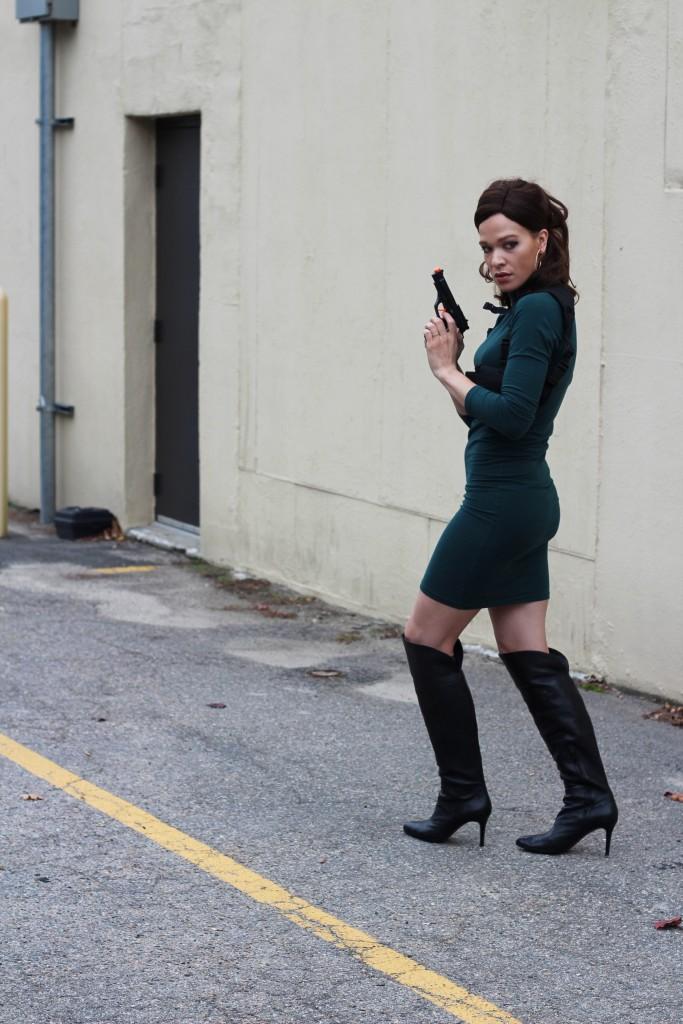 Lana Kane Halloween 2015