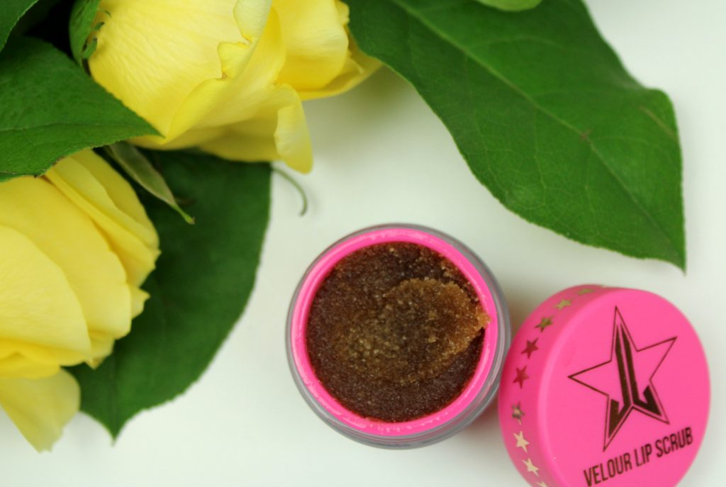Jeffree Star Cosmetics lip scrub